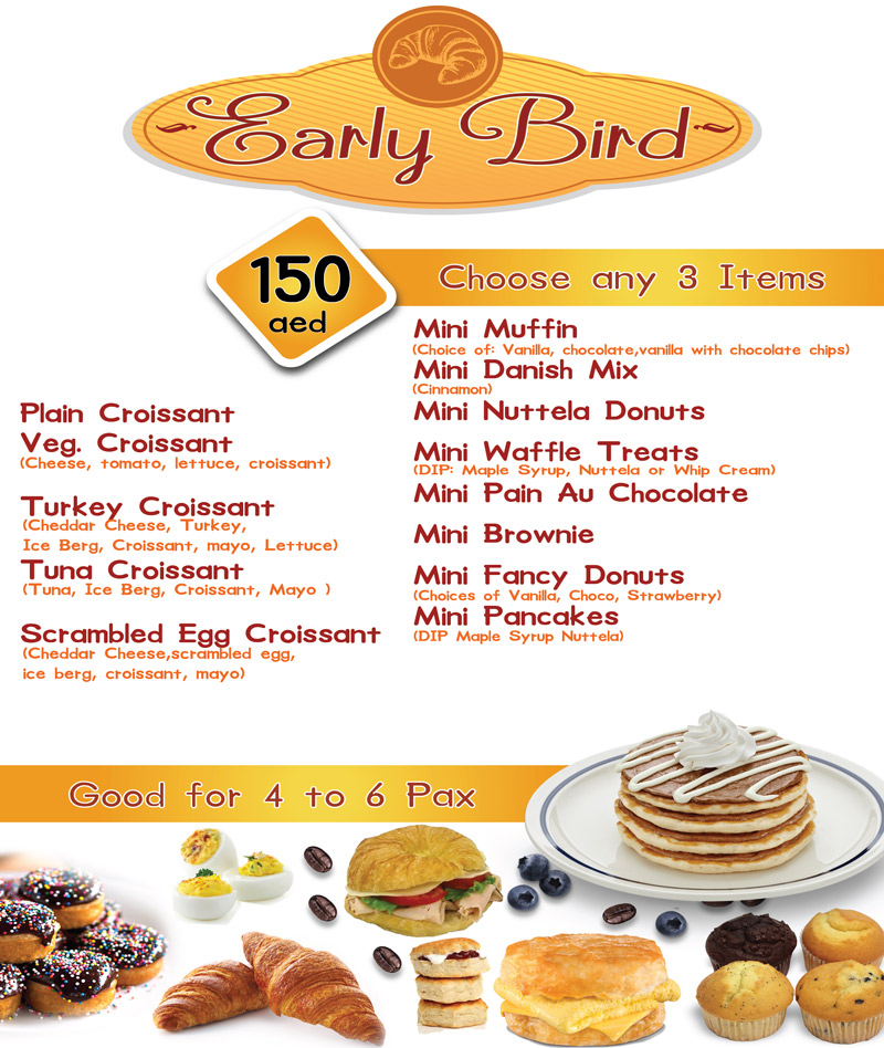 Splash N Party - Cafe Menu $t_id
